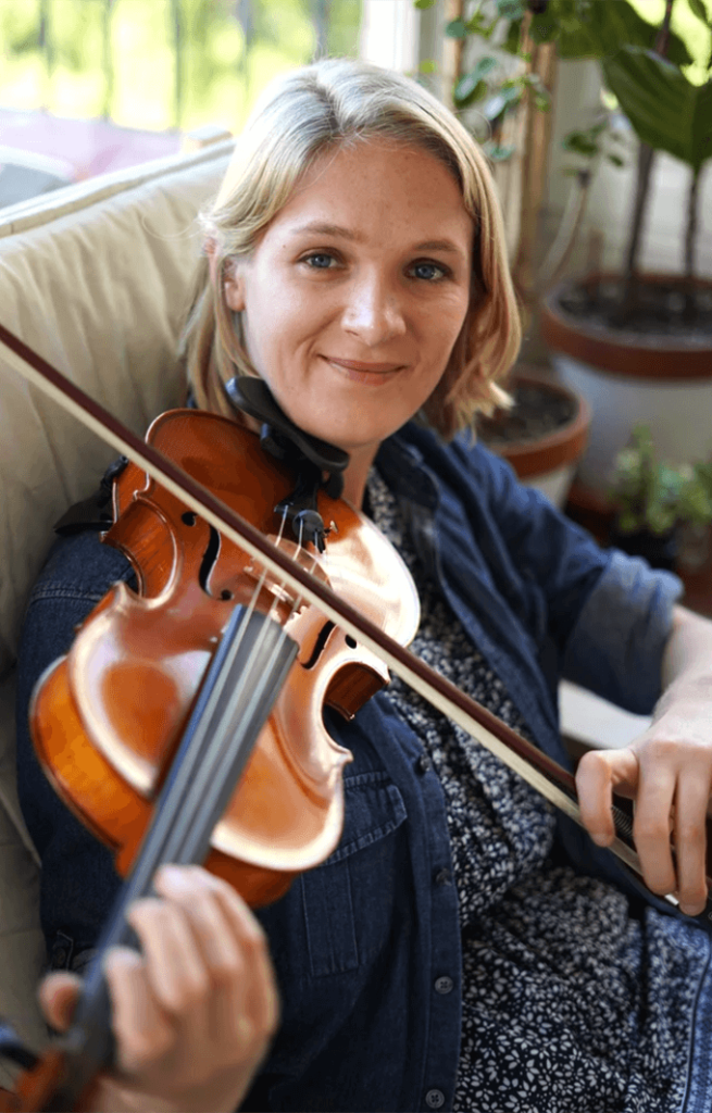 Clare Armenante Sutro String Quartet