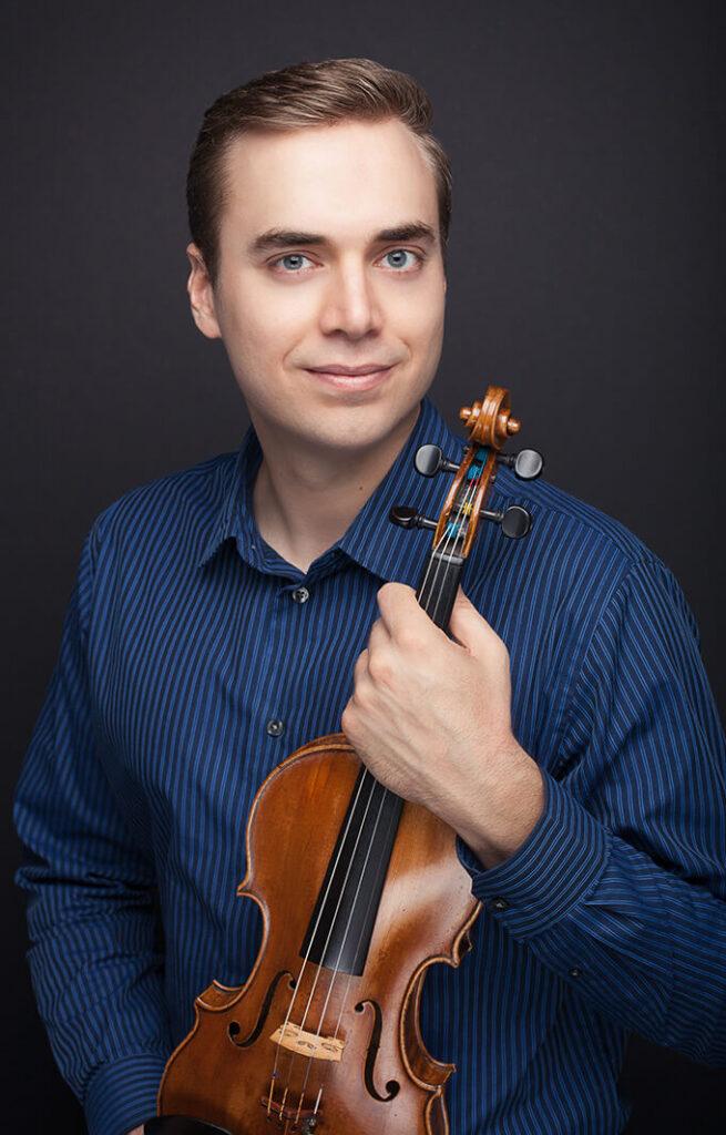 Joseph Christianson Sutro String Quartet