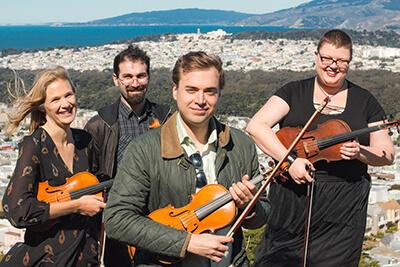 Sutro String Quartet Game of Thrones Theme
