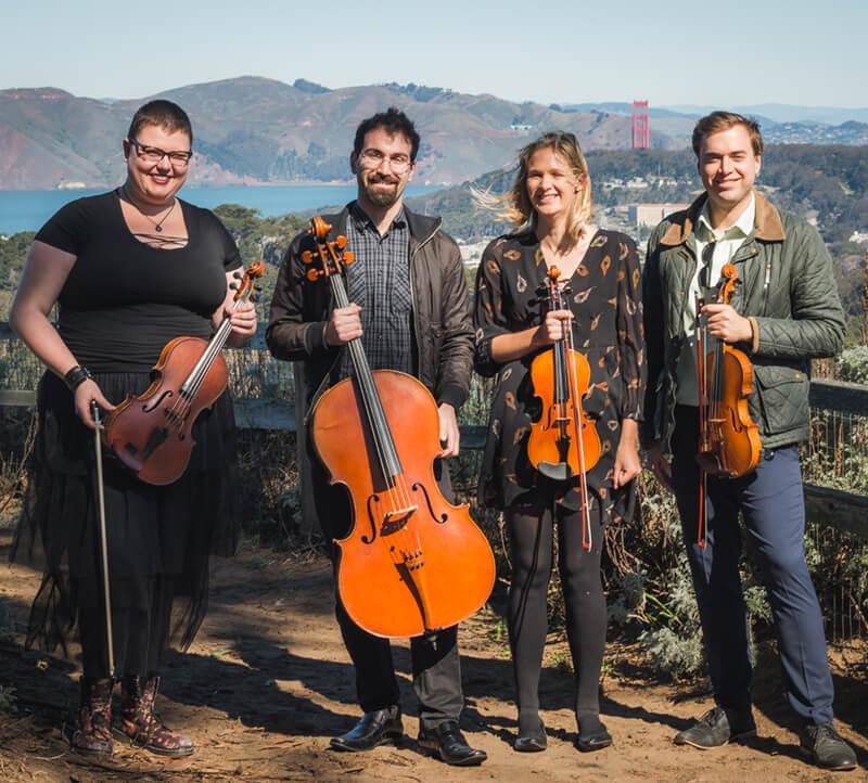 Sutro String Quartet booking info