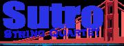 Sutro String Quartet logo