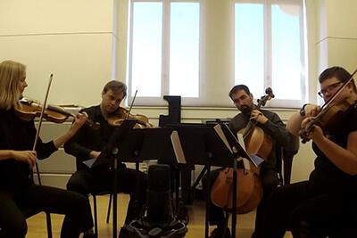 Viva la Vida Sutro String Quartet